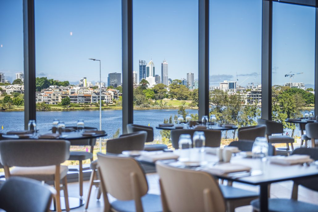 Perth - Optus Stadium - SOO - City View Cafe