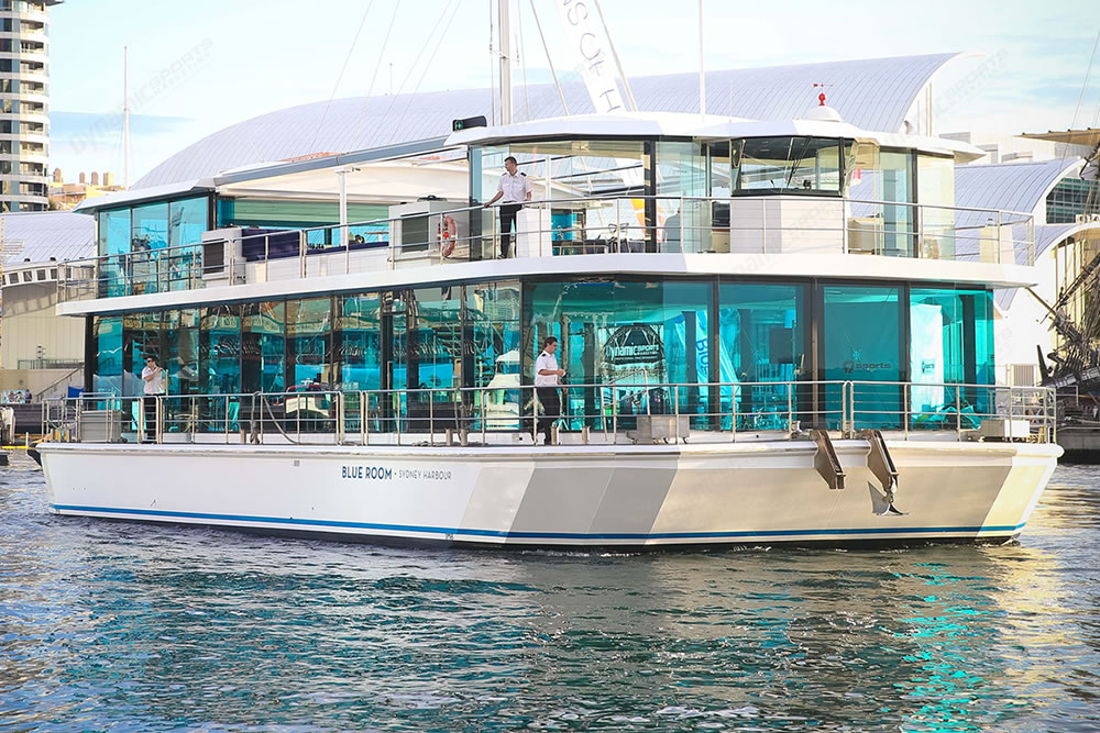 SYD - ANZ Stadium - NRL GF- Ambassadors Cruise Platinum