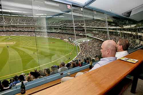 MCG - Private Suites