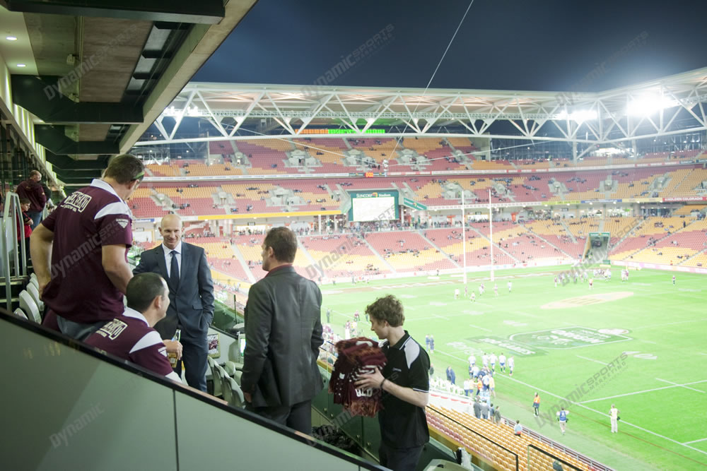 Brisbane - Suncorp Stadium - SoO1 - West Corporate Box 20m to Halfway (10)