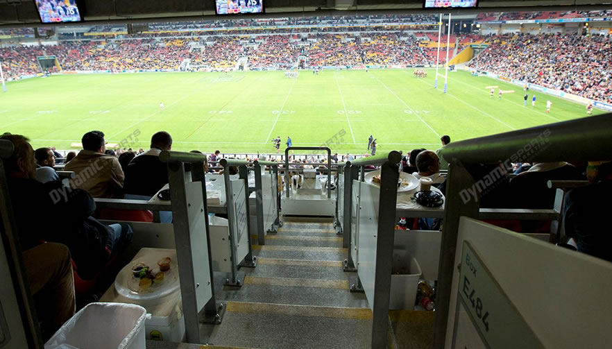 Brisbane - Suncorp Stadium - SoO1 - East Corporate Box 20m to Tryline (8)