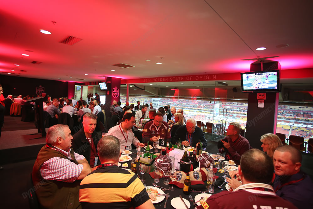 Brisbane – Suncorp Stadium – SoO1 - Signature Dining - Skyline room