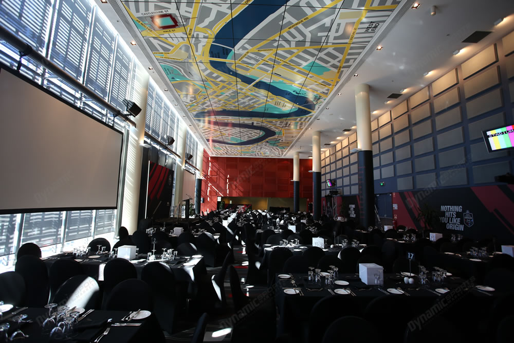 Brisbane – Suncorp Stadium – SoO1 - Signature Dining - Paddington Room