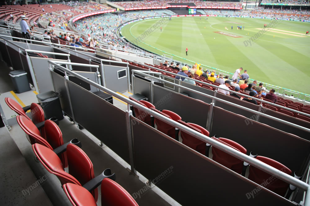 Adelaide - Adelaide Oval - Outdoor Boxes (Cricket)