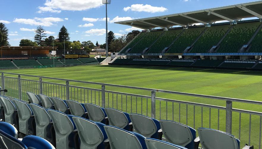 Perth - HBF Stadium - Nines - Captains Club